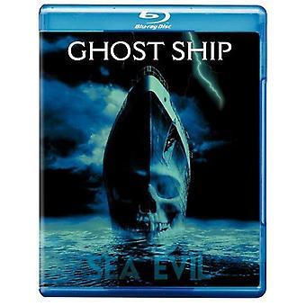 Ghost Ship [BLU-RAY] USA import