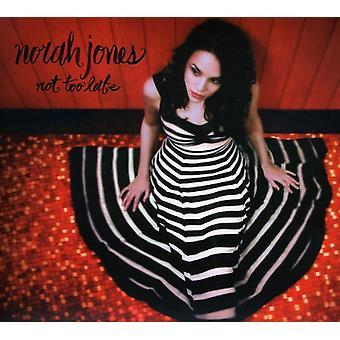 Norah Jones - Not Too Late [CD] USA import