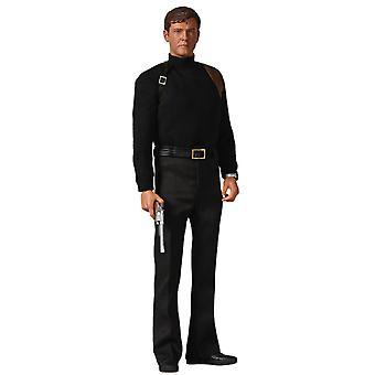 """James Bond Live & Let Die Moore 12"""" 1:6 Scale Action Figure"""