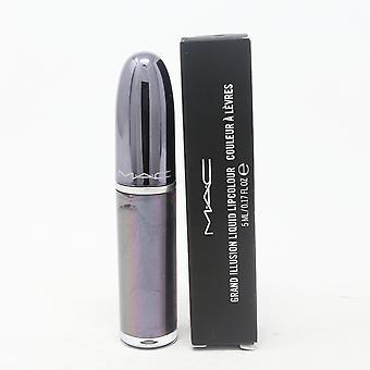 Mac Grand Illusion Liquid Lip Colour 0.17oz/5ml Nouveau avec boîte