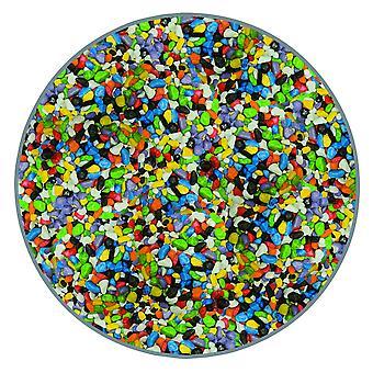 Ica Assorted Gravel 15Mm 2Kg (Fish , Decoration , Gravel & sand)
