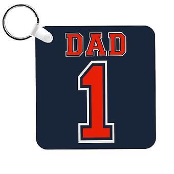 Porte-clés de papa numéro 1