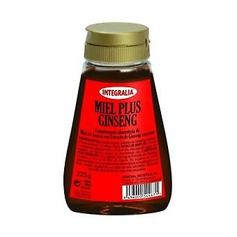 Miód Plus Z Żeń-szeniem 225 g
