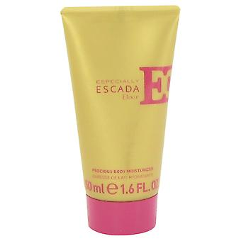 Escada vooral Escada Elixir Body Moisturiser 50ml