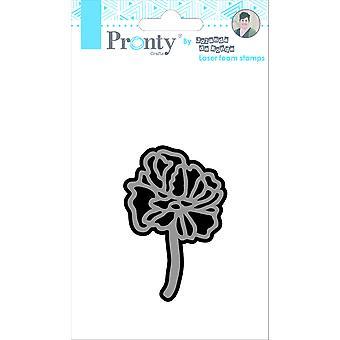 Pronty Crafts Flower 2 Laser Foam Stamp