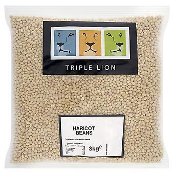 Triple Lion Haricot Beans