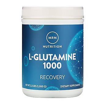 MRM, L-Glutamine 1000, 2.2 lbs (1,000 g)