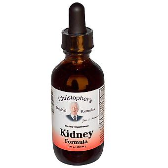 Christopher's Original Formulas, Kidney Formula, 2 fl oz (59 ml)