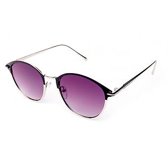 Sunglasses Unisex Cat.3 Black Lens (19-114)