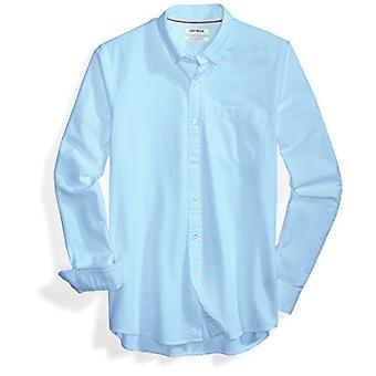 Marque - Goodthreads Men-apos;s 'quot;The Perfect Oxford Shirt'quot; Slim-Fit Long-Sle...