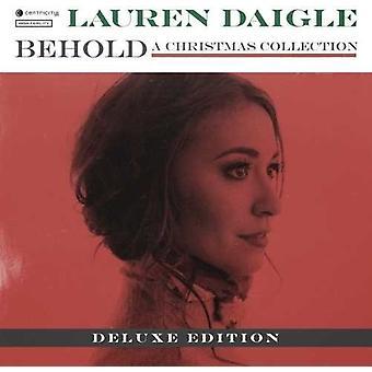 Lauren Daigle - Behold [CD] USA import