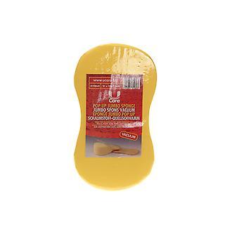 U-Care Pop-up Jumbo Sponge - Vacuum Packed UCRPSPONGE