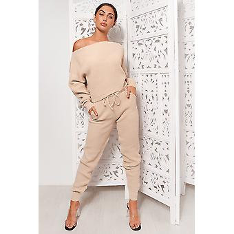 Knitted Trouser Co-ord