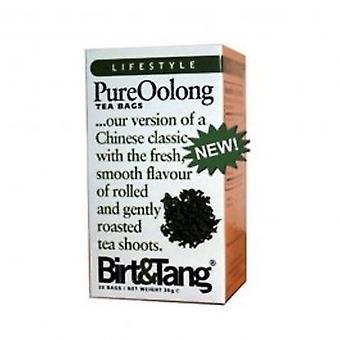 بيرت آند تانغ-50bag شاي أولونغ نقية