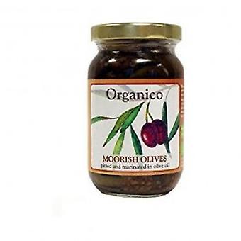 ORGÁNICO - økologisk mauriske oliven