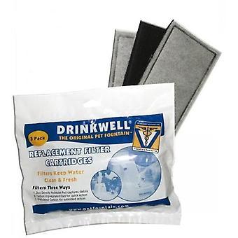 Drinkwell Ersatz Kreide Filter(3p)
