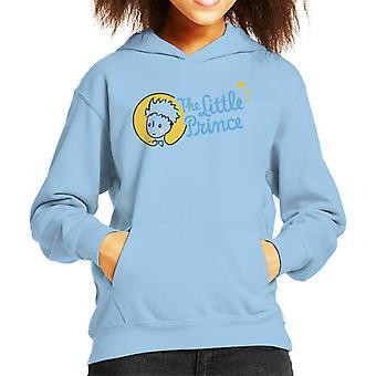 The Little Prince Sun & Stars Kid's Hooded Sweatshirt