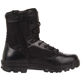 Bates Men's 8'' Tactical Sport Side Zip Industrial Shoe