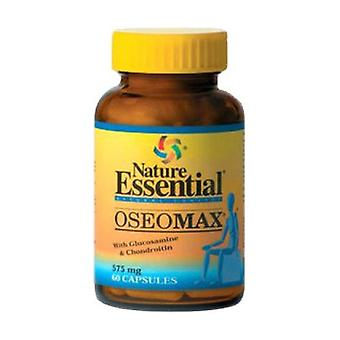 OseoMax (Chondroitin and collagen) 60 capsules of 570mg