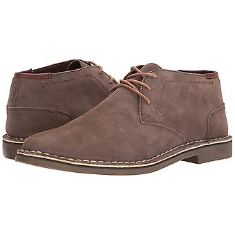 Kenneth Cole Reaction Men's Shoes Desert sun Leather Closed Toe Ankle Fashion...