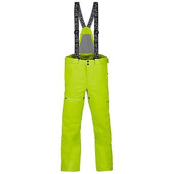 Spyder DARE Pánské Gore-Tex PrimaLoft Lyžařské kalhoty ostré vápno