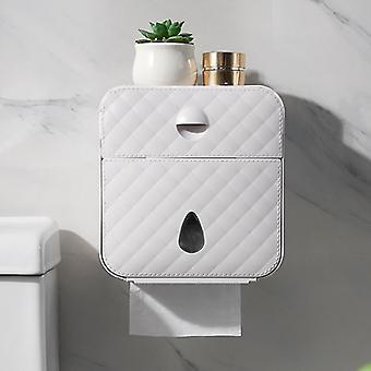 Kreativ vattentät hållare för badrum toalettpapper