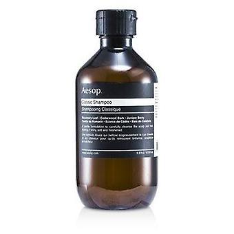 شامبو كلاسيكي (لجميع أنواع الشعر) 200 مل أو 6.8 أوقية
