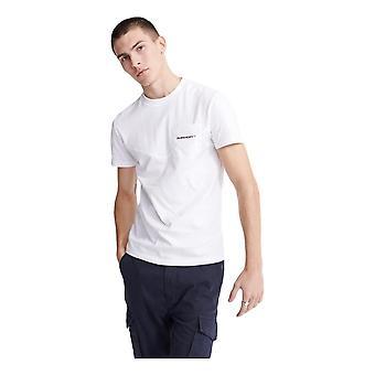 Superdry Urban Tech Nylon Pocket T-Shirt - Optic