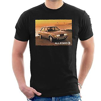 Austin Allegro 3 British Motor Heritage Men's T-Shirt