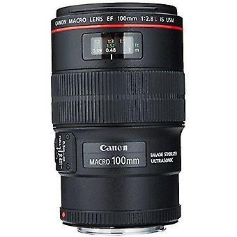 كانون EF 100mm f/2.8l هو usm عدسة الماكرو للكاميرات slr الرقمية الكنسي