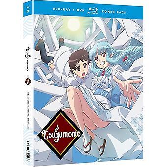 Tsugumomo: Complete Series [Blu-ray] USA import