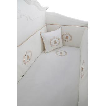 Embroidered Bedding, Baby/child Duvet Cover Set