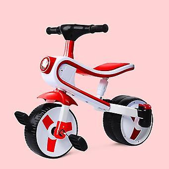Children's Large Tricycle/bicycle, Balance Bike, Easy Folding Cart/three Wheel