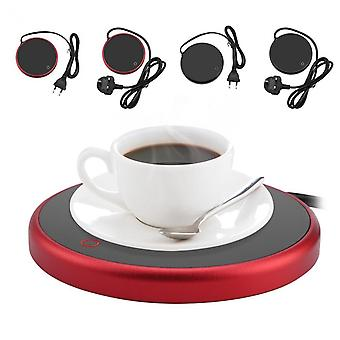 Electric Powered Cup Warmer Heater Pad Plate Coffee Tea Milk