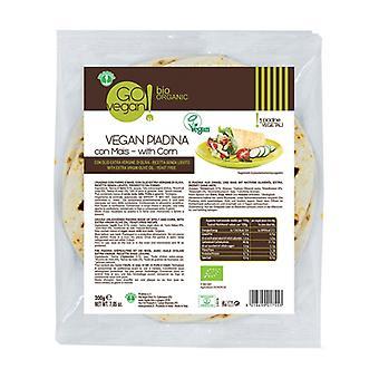 Vegan flatbread with corn flour 3 units