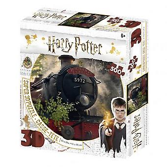 Harry Potter Hogwarts Express 3D Puzzle (Pack of 500)