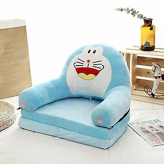 Folding's Small Sofa Cartoon Removable And Washable Multifunctional Baby Lazy