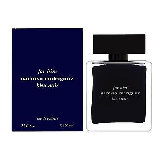 Narciso rodriguez bleu noir for him 3.3 oz eau de toilette spray