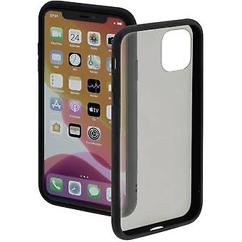 Hama Invisible Back cover Apple Transparent, Black
