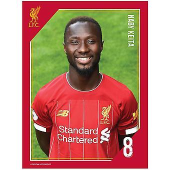 Liverpool FC Keita Tulosta