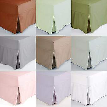 Belledorm Easycare Percale Fitted Valance