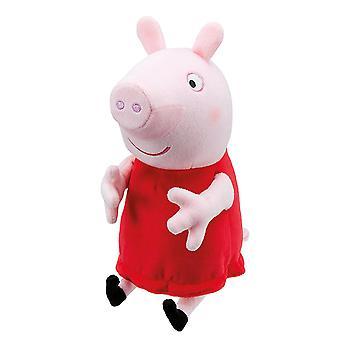Peppa Pig, juguete relleno interactivo - Ríete con Peppa