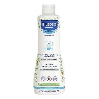 Fuktgivande lotion B b Mustela (750 ml)