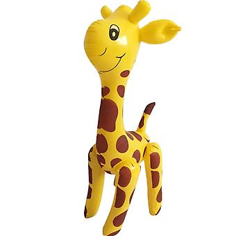 Party Inflatable Toy, Giraffe Design, Deer Shaped, Animals Large Pvc Balloon,