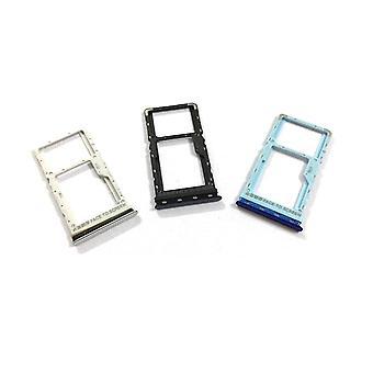 Sim Tray houder voor Xiaomi Cc9e / Mi A3 Sim Card Tray Slot Houder Adapter