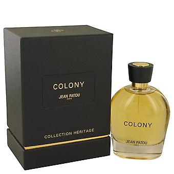 Colonia Eau De Parfum Spray por Jean Patou 3.3 oz Eau De Parfum Spray
