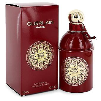 Musc Noble Eau De Parfum Spray By Guerlain 4.2 oz Eau De Parfum Spray
