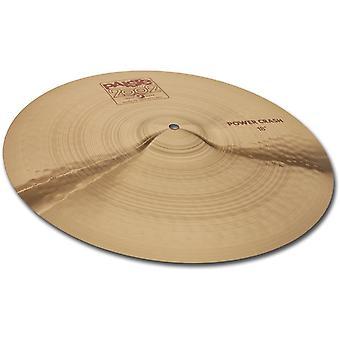 Paiste 2002 classic cymbal power crash 20-inch