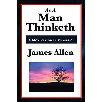 As A Man Thinketh by James Allen - 9781617202230 Book