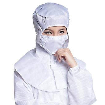 Anti-static Striped Dust-proof Work Cape / Head Cover Painting /electronics/